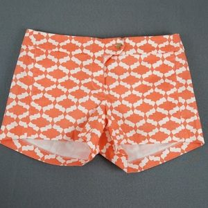 J. Crew stretch shorts